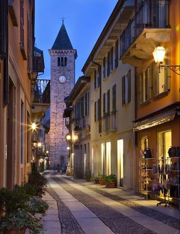 How the bells ring - Cannobio - Apartamento