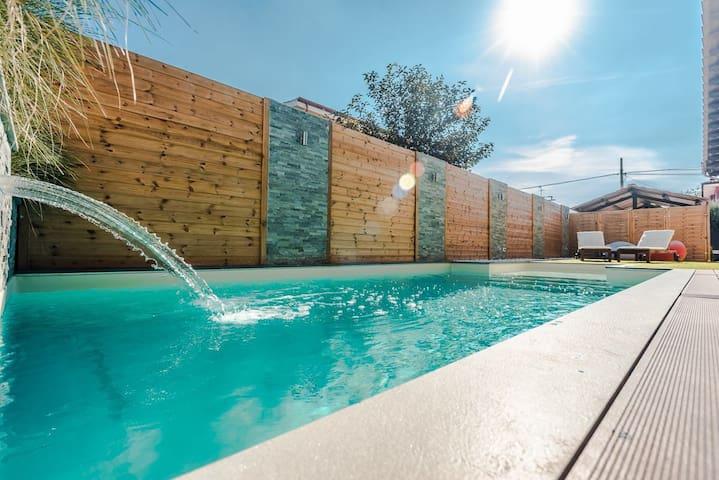 Luxury Villa with pool in Rome - Ρώμη - Σπίτι