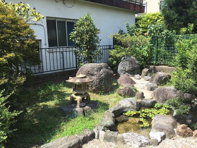 Inuyama Guest House  こぢんまりKODINMARI private room - 犬山市 - Konukevi