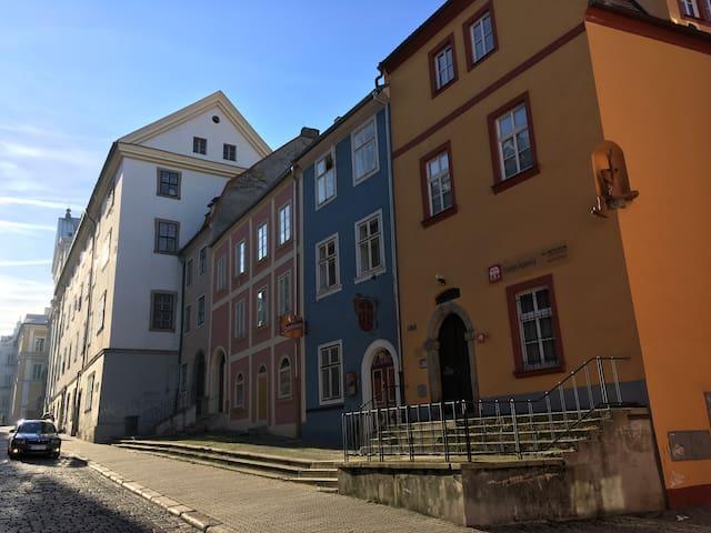 Byt v historickém centru města Cheb - Cheb - Lägenhet