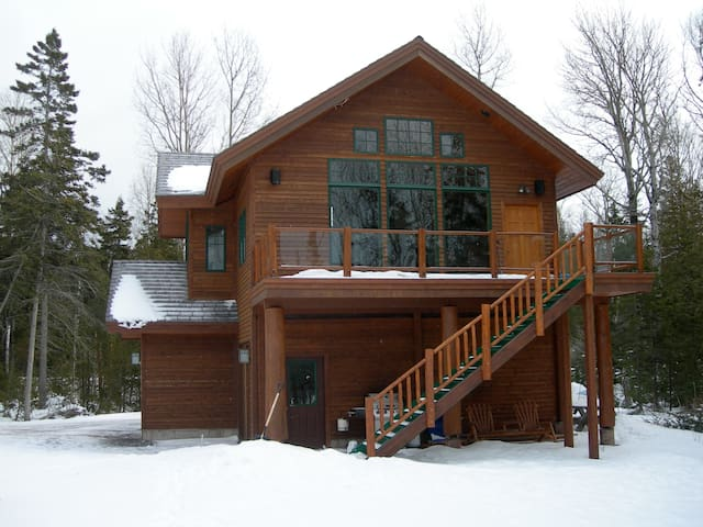Secluded Luxury on Lake Superior - Allouez - 獨棟