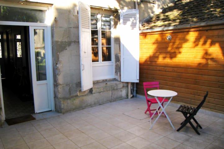 Calme et Cosy au coeur des beaux quartiers - Compiègne - Apartamento