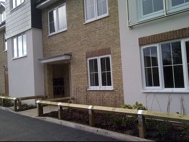 Relaxed and homely - Egham - Apartemen
