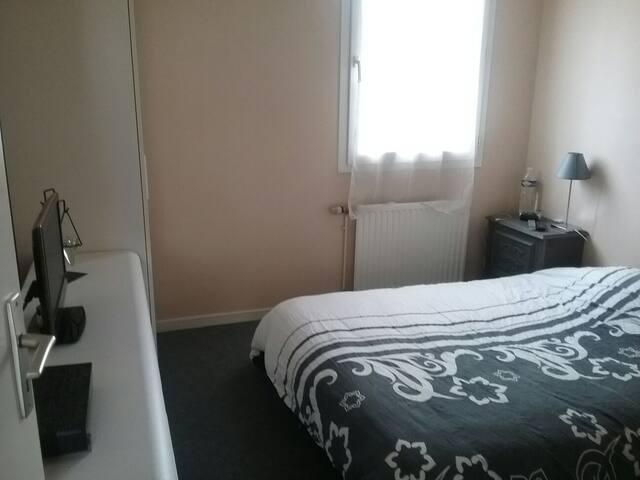 Loue une chambre - Châteaubourg - 公寓