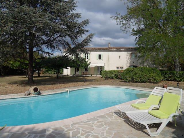 Maison de charme à 15 mn de Carcassonne - Carcassonne - Natuur/eco-lodge