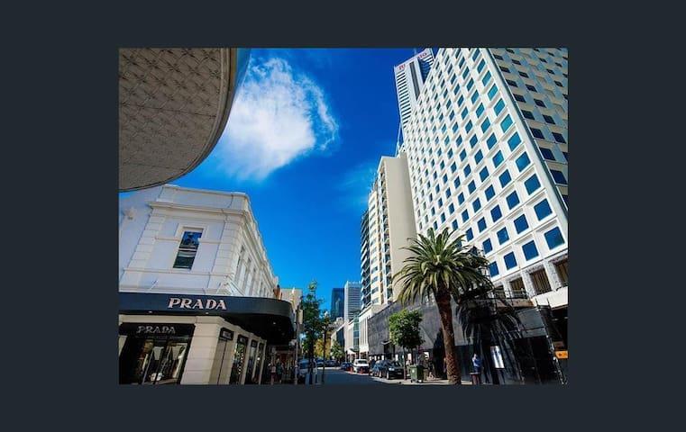Perth CBD Executive Apartment  - 1*1 Apartment - Perth