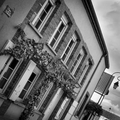 Maison de village champenois - Hautvillers - Hus