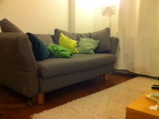 Central great place and close to forest ... - Hannover - Bed & Breakfast