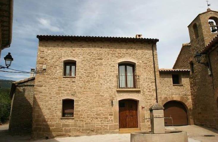 Turismo rural en Loarre - Santa Engracia de Loarre - Oda + Kahvaltı