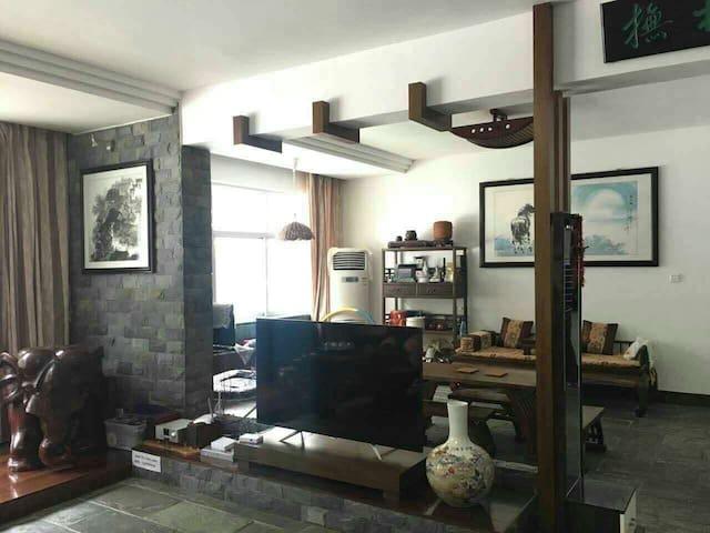 【景区房】森林公园小家别院(可住9人) - Zhangjiajie Shi - Διαμέρισμα
