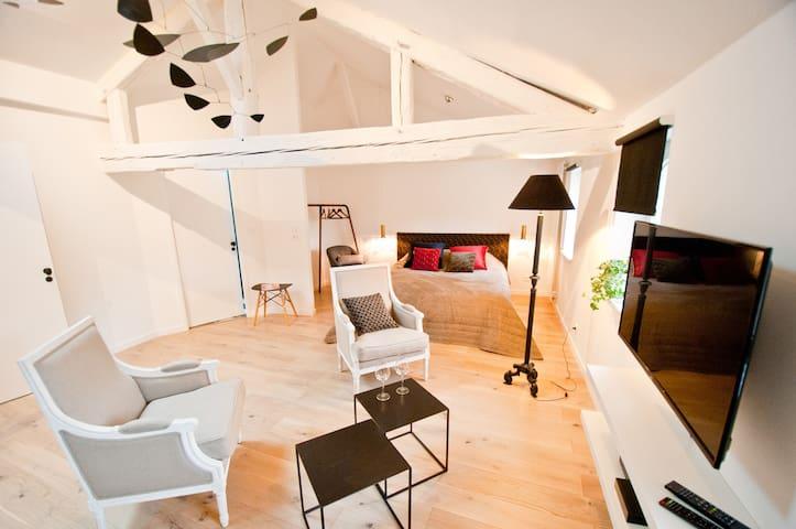"""New """"la Chambre à coté"""" St Louis - Metz - Apartament"""