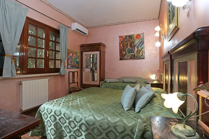 """Camera doppia """"101"""" in country house near Rome - Cave"""