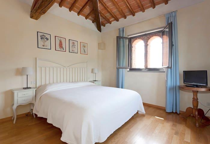 Charming Villa Greve in Chianti - Greve in Chianti - Casa