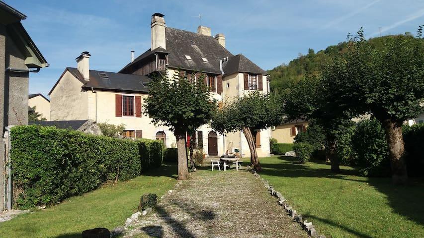 appartement à la montagne - Louvie-Juzon - Daire