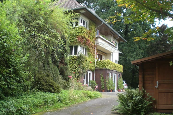 2 bedroom in beautiful forest house - Baunatal - Apartemen