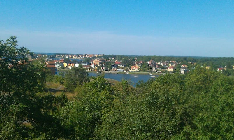 Modern apartment with amazing view - Karlskrona
