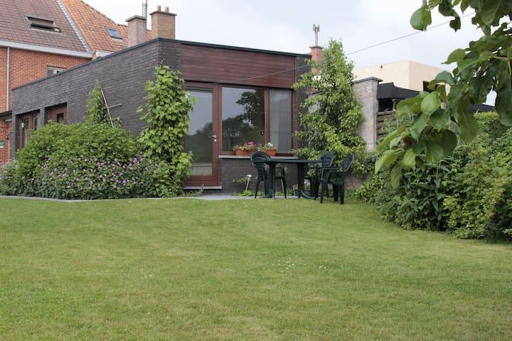 logeren tussen Gent en Brugge - Nevele