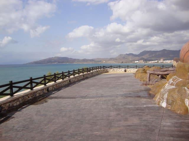 Beach House La Playa - San Juan de los Terreros - Hus