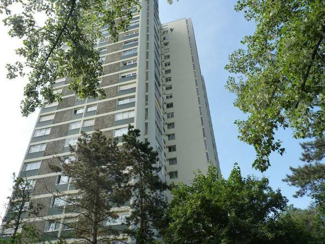 Flat with roommate - one room available ! - Mulhouse - Apartamento