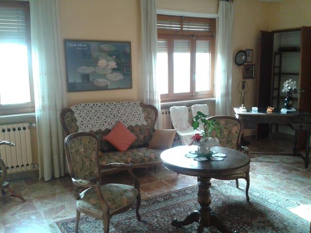appartamento in casa privata con giardino - Pinasca - Wohnung