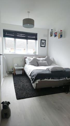 Lovely double room in London, SE9 - London - Lägenhet