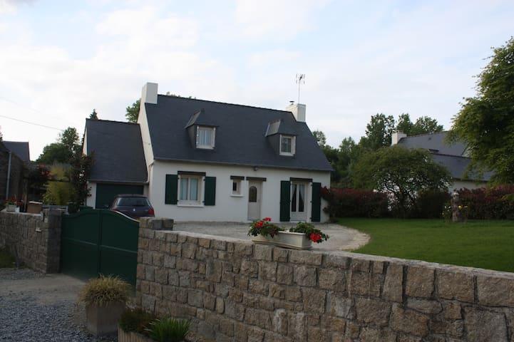 chambre avec SPA - Plouër-sur-Rance - Hus