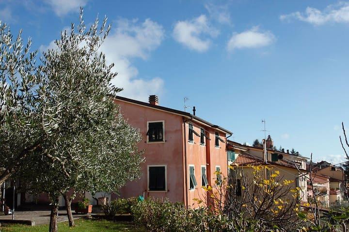 The Garden House - Mattarana - Apartament