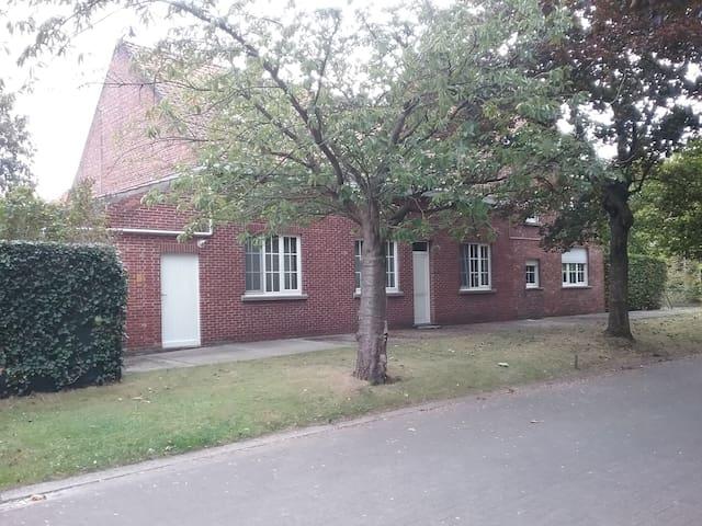 La casa della farfalla - Hasselt - Rumah
