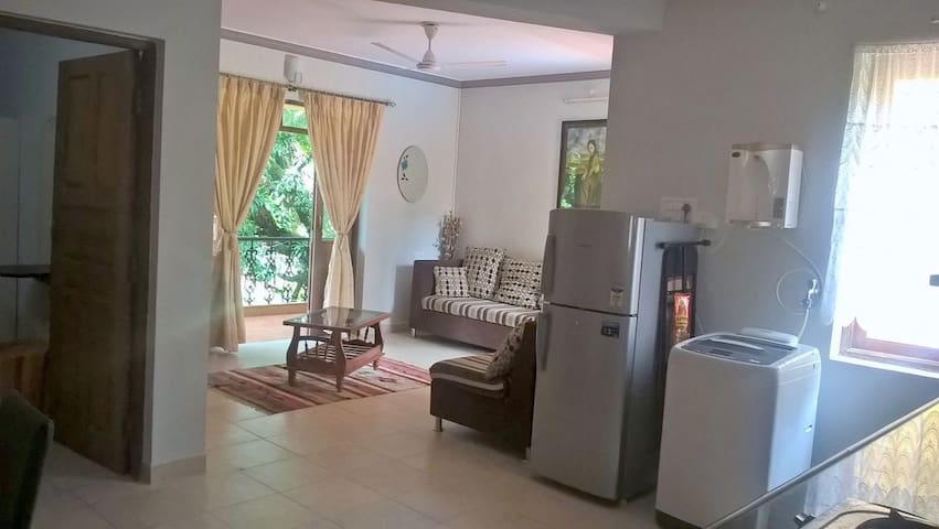 Your Home Away from Home in N.Goa - Saligao - Departamento