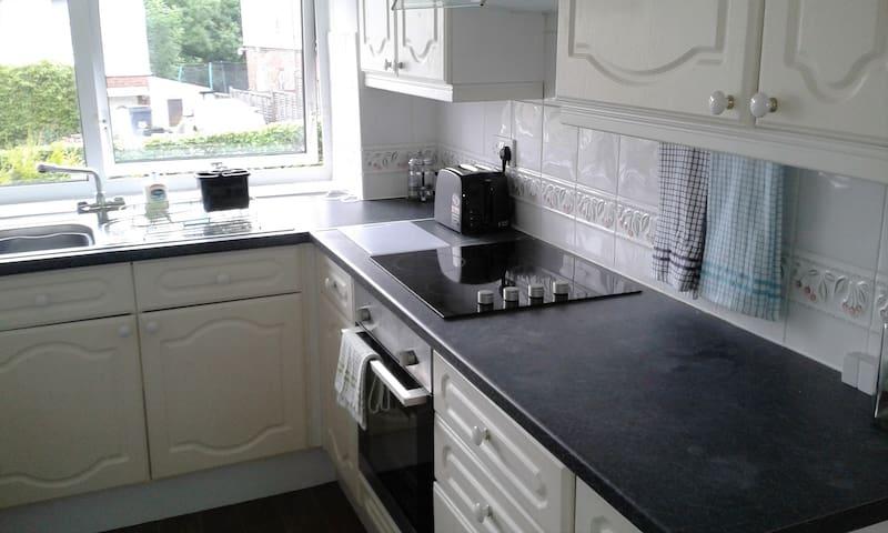 A ground floor idyllic homely apartment. - Worcester - Leilighet