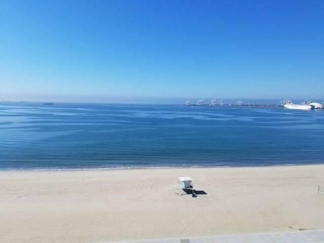 Breathtaking panoramic view of the Pacific Ocean! - Long Beach - Appartement en résidence