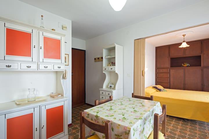 San-Giacomo, Mountain Sky Scraper apartment - San Giacomo - Condo