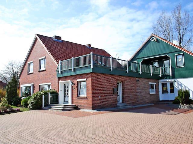 Apartment Schleichert in Esens - Esens - Appartement