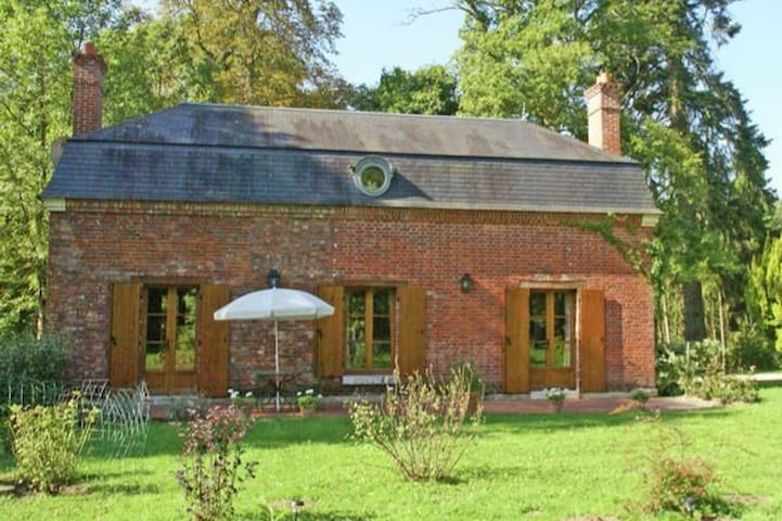 Authentic French country cottage - Droué - Huis