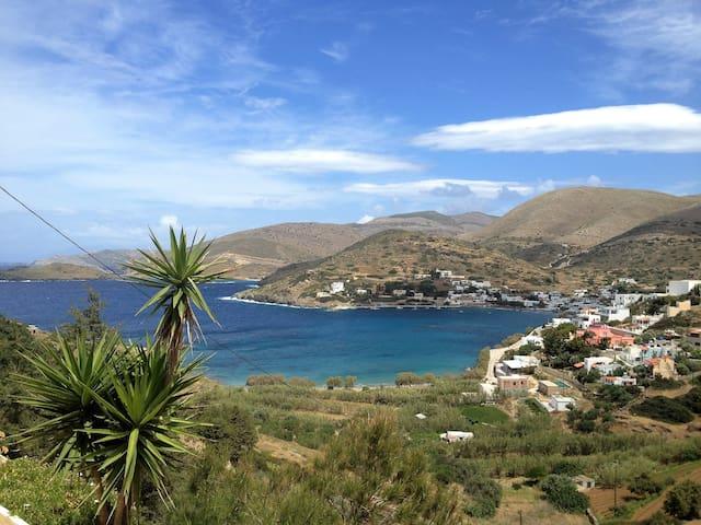 Peaceful vacation/Fantastic seaview - Ermoupoli - Ev