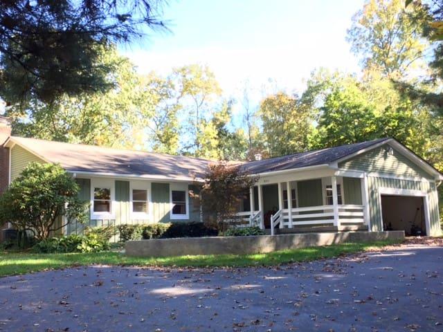 Country Ridge - Delaplane - Дом