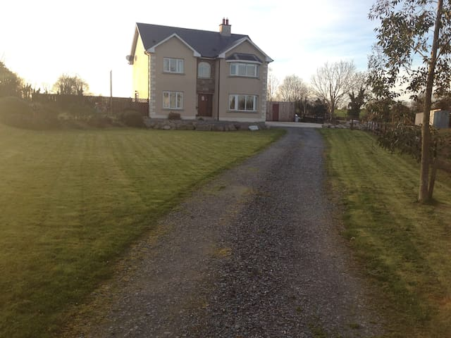 Mountain View - Rathvilly - Huis