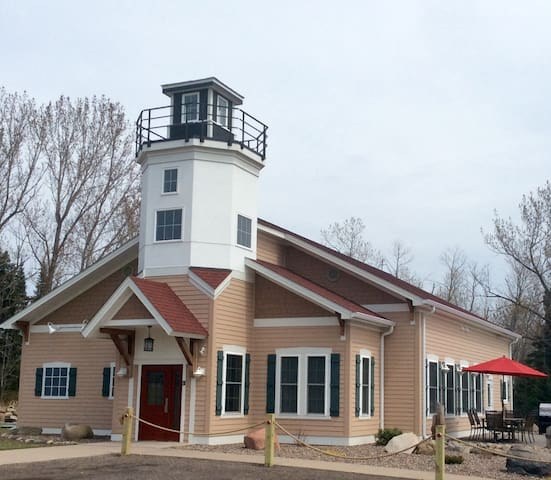 North Shore Lighthouse Suites ~ Anderson Suite - Duluth - Hus