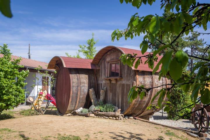 One barrel, one dream - Provincia di Alessandria - Leilighet