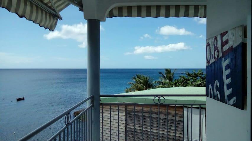 The beach house - Schoelcher - Departamento