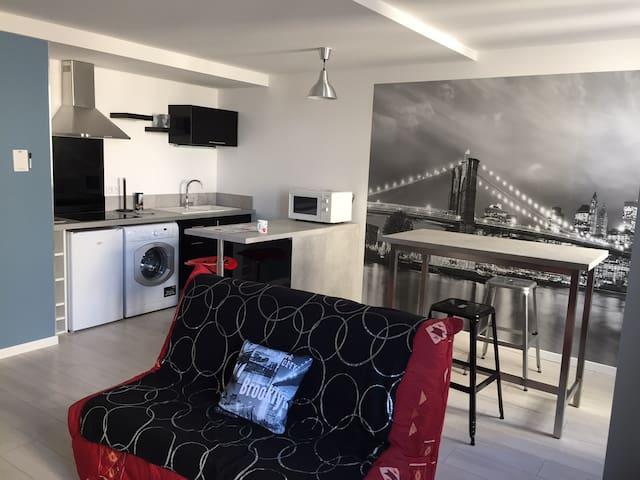 """Appartement T2 """"New York"""" - Labruguière - Appartement"""