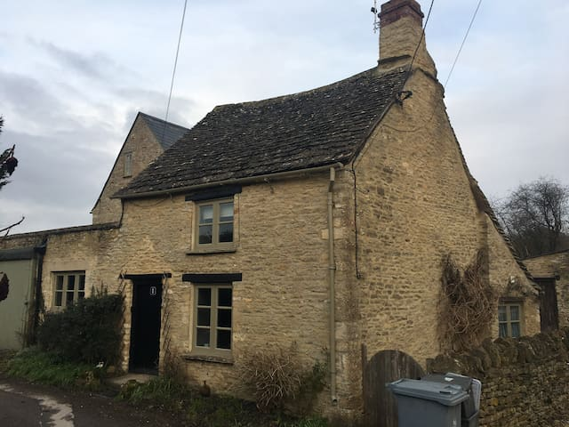 Cosy Cotswolds Cottage - Fulbrook - Hus