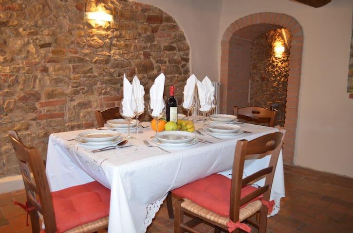 La Vite in Castello - Montescudaio - Apartamento