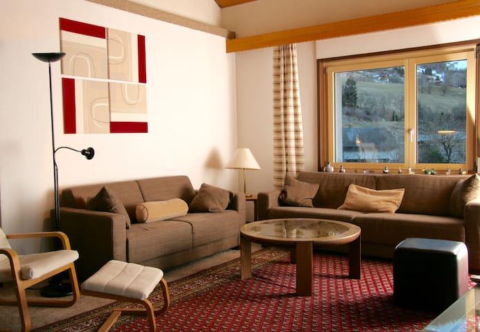 Romantica, duplex apartment - Fiesch - Lägenhet