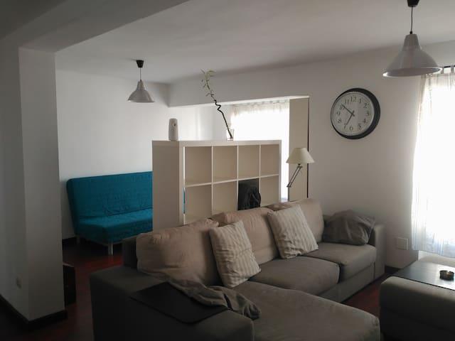 Apartamento coqueto y supercentrico en León - León - Departamento