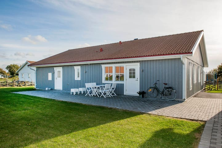 Apartment close to sea, nature and Kneippbyn - Visby - Daire