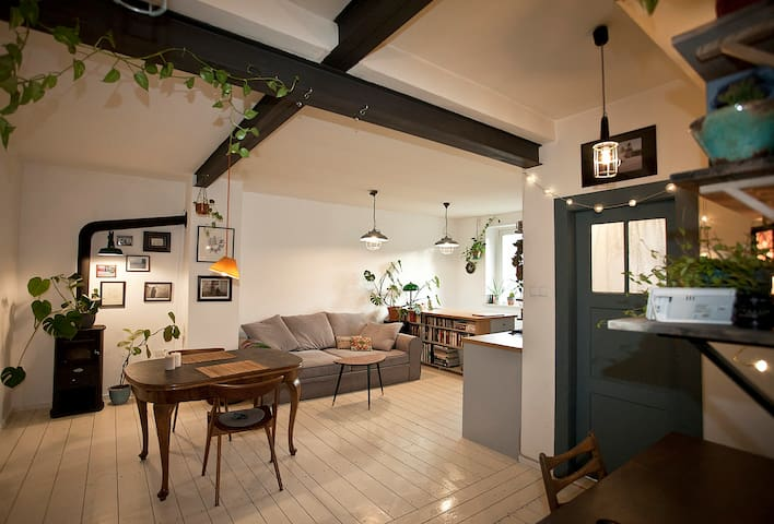 Cozy apartment on the Big Island, Wrocław - Wrocław - Appartement