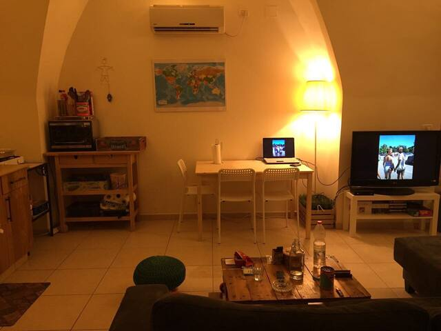 two rooms cozy apartment - מטולה - Appartement