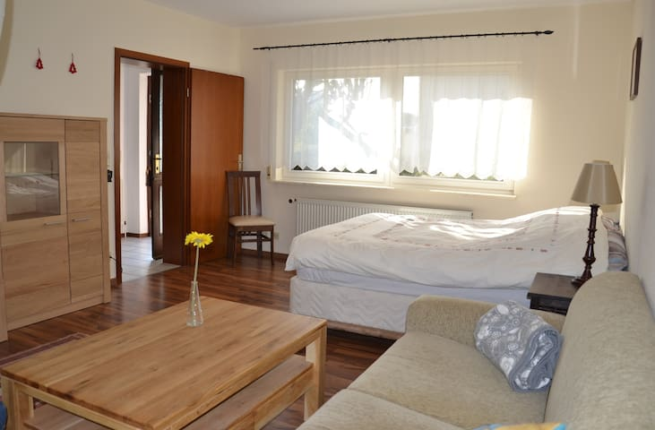 Peaceful apartment next to the vineyards - Kernen im Remstal - Lägenhet