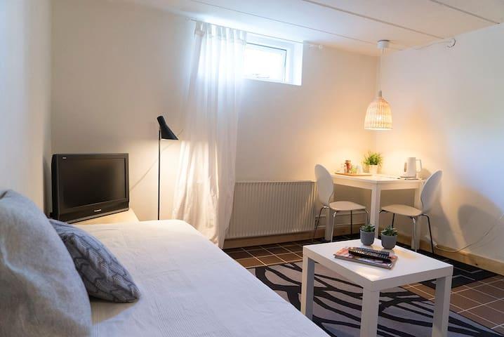 Hyggeligt værelse i Kerteminde - Kerteminde - Casa